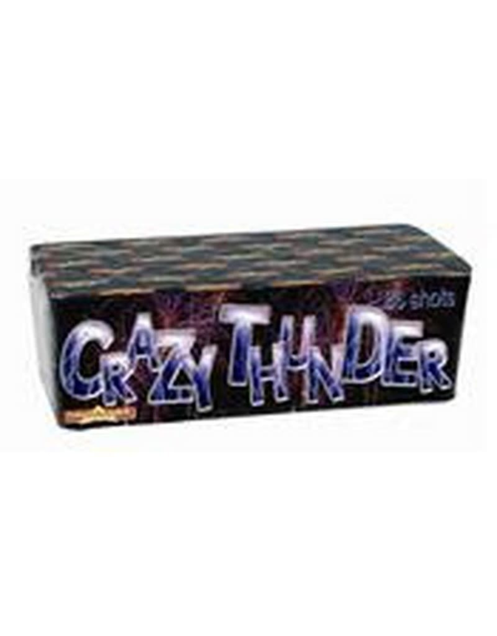 FARAM Crazy Thunder 86 shot