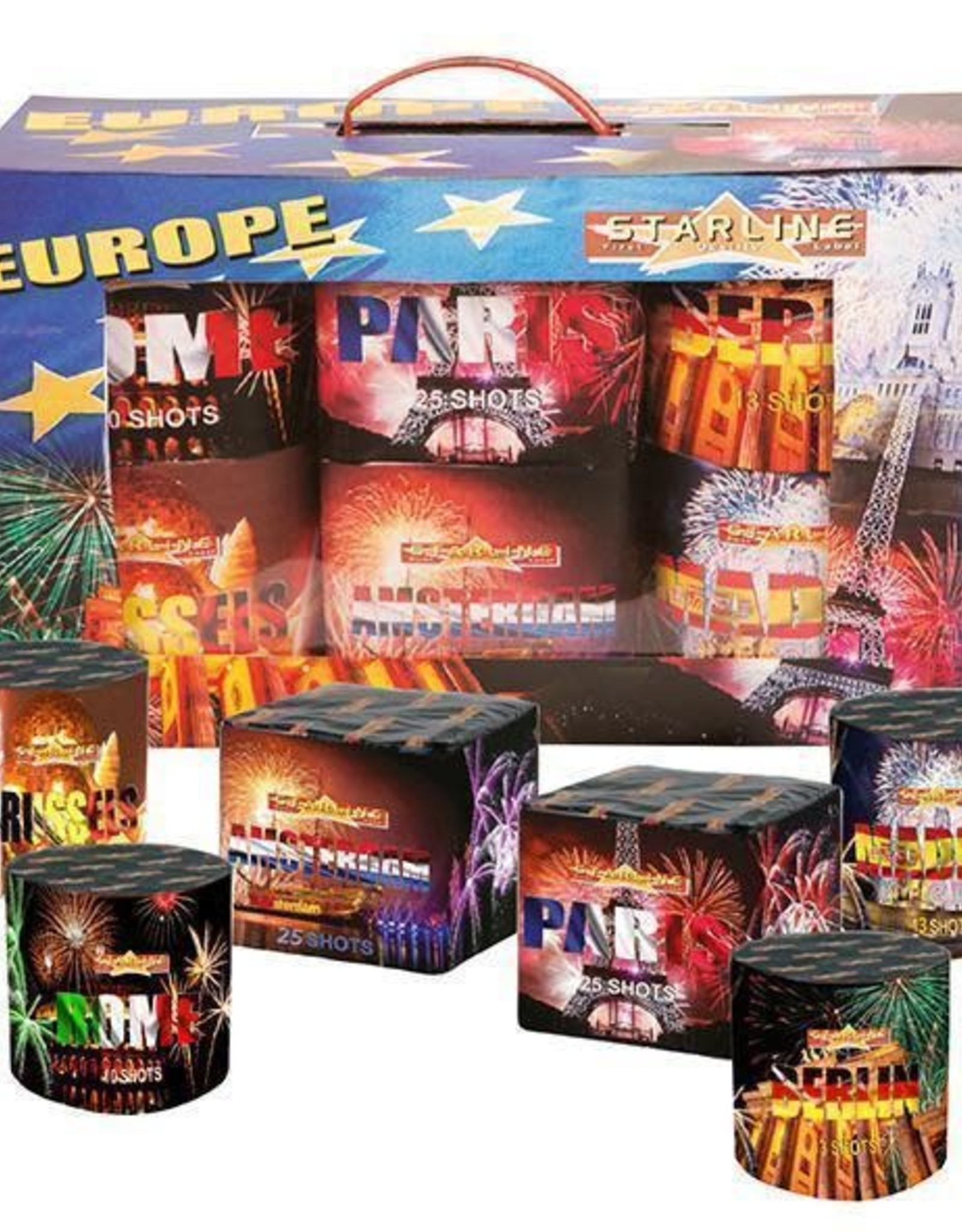 FARAM Europe box