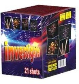 TRISTAR Investigate 21 shot