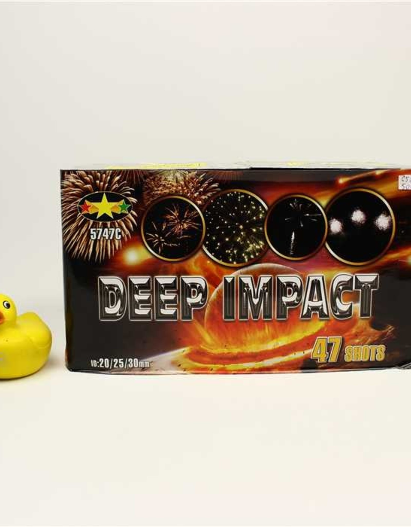 TRISTAR Deep impact 47 shot