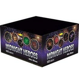 TRISTAR Midnight heroes 100 shot