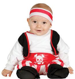 FIESTAS GUIRCA piraat baby 6 tot 12 maanden