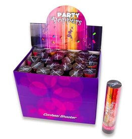 WITBAARD party poppers 20cm