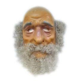 Partyxplosion masker Abraham