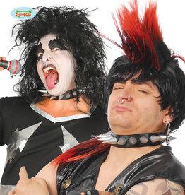 FIESTAS GUIRCA punk halsband grote pinnen
