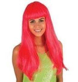 FARAM pony neon kleur rood