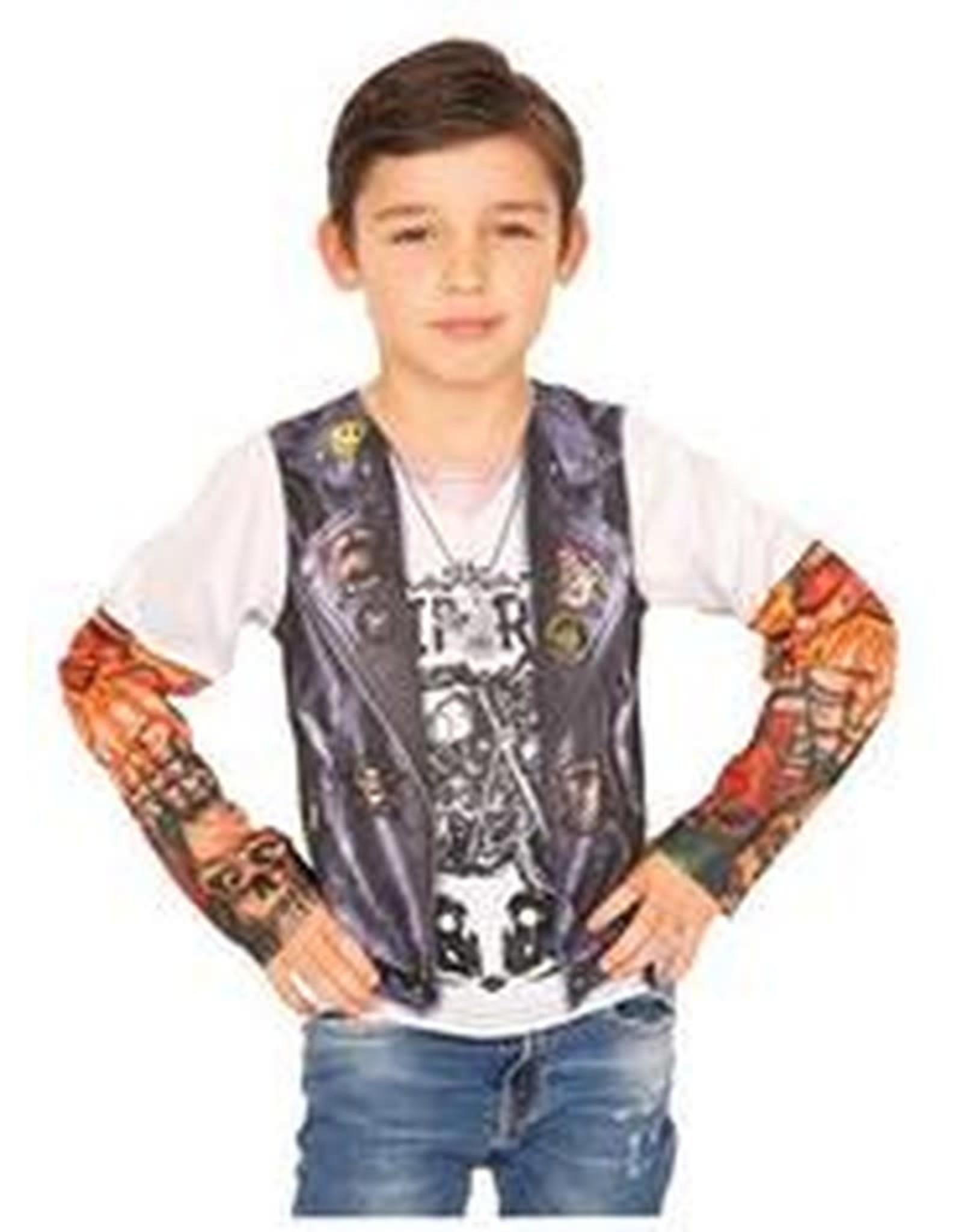 FARAM Biker T-Shirt