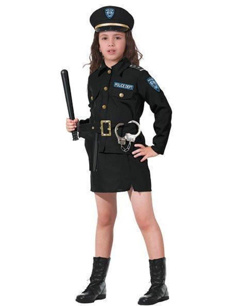 FARAM politiemeisje huurprijs 15