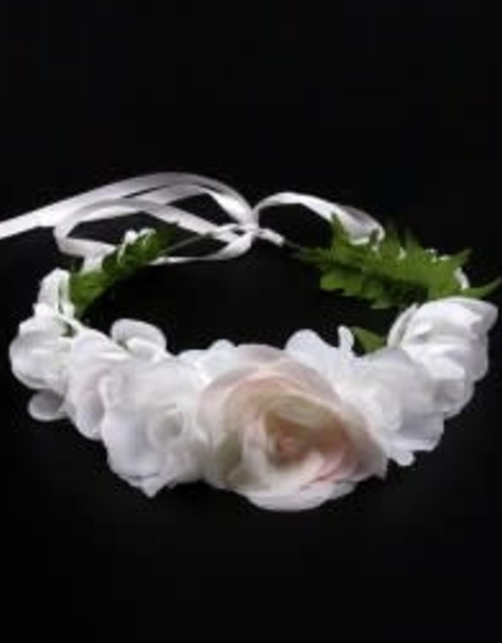 bloemenkroon wit, 8 effecten