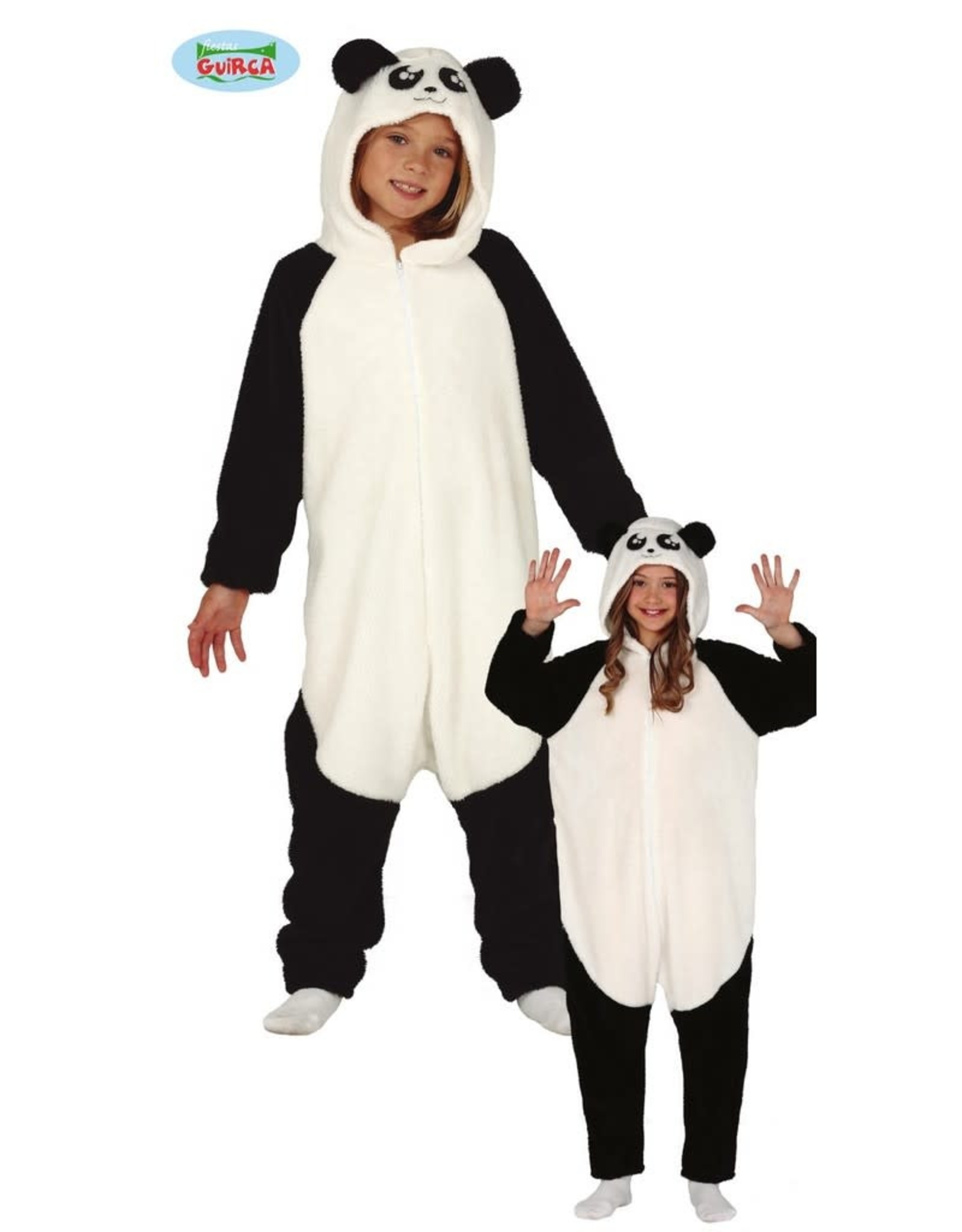 FIESTAS GUIRCA Panda pijama 7-9 jaar