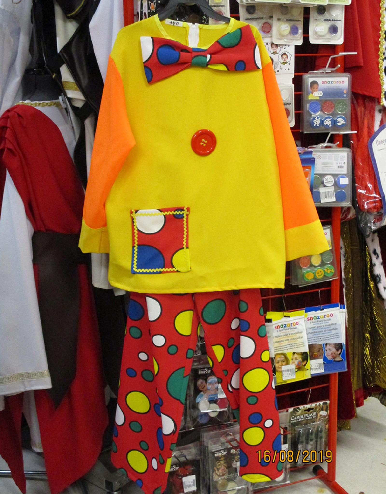 AUGUSTIJNEN broek clown