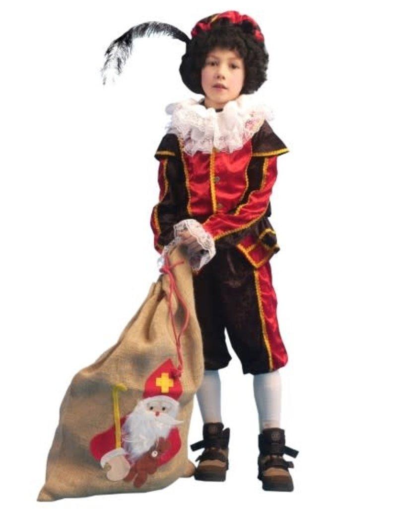 ESPA zwarte Piet rood zwart huurprijs 15