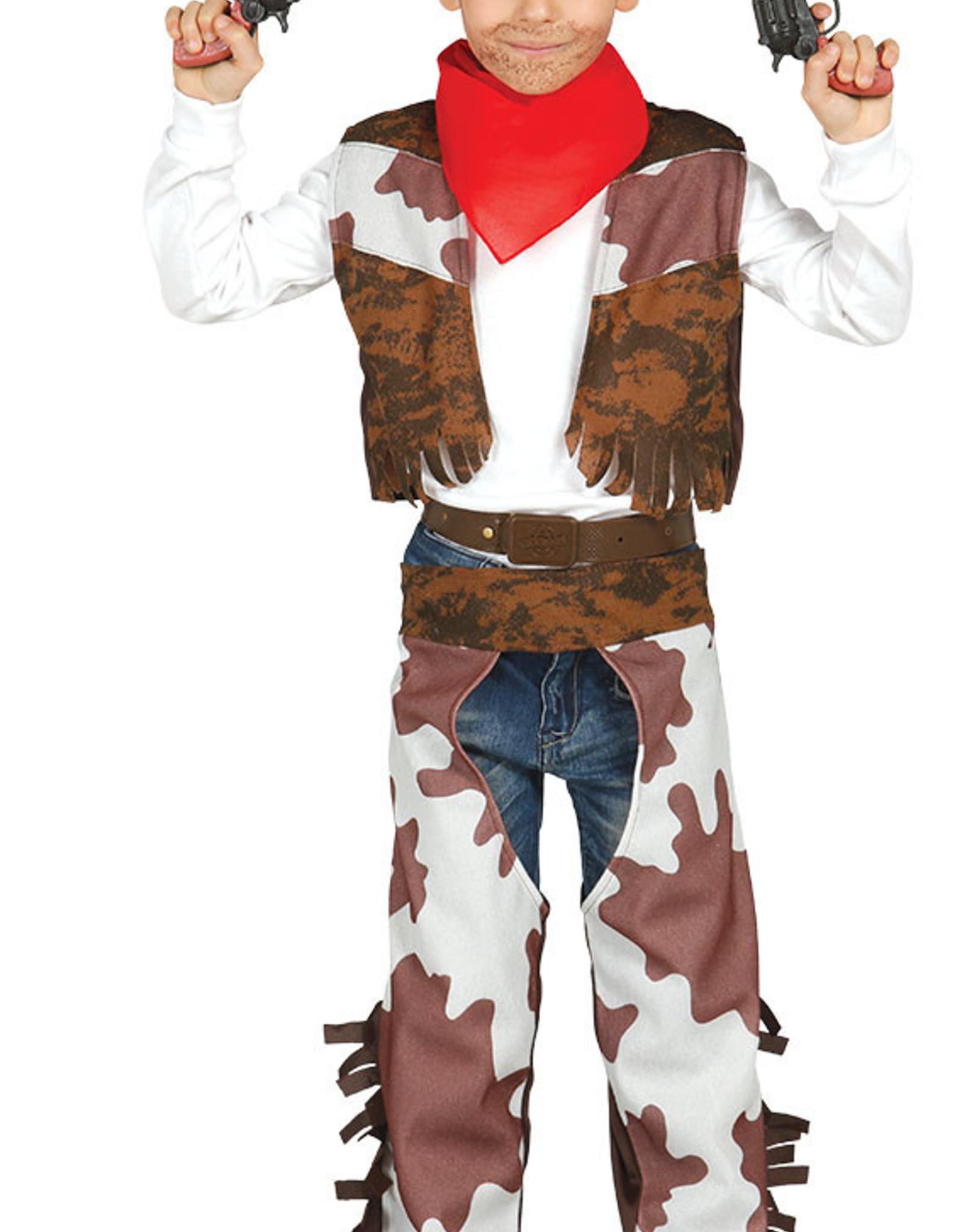 FIESTAS GUIRCA cowboy 3 tot 4 jaar