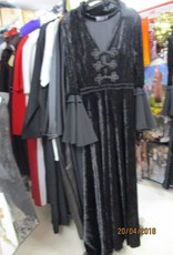 Cremers heks zwart luxe kleed huurprijs 25 M