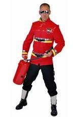 MAGIC brandweerman rood huurprijs 20