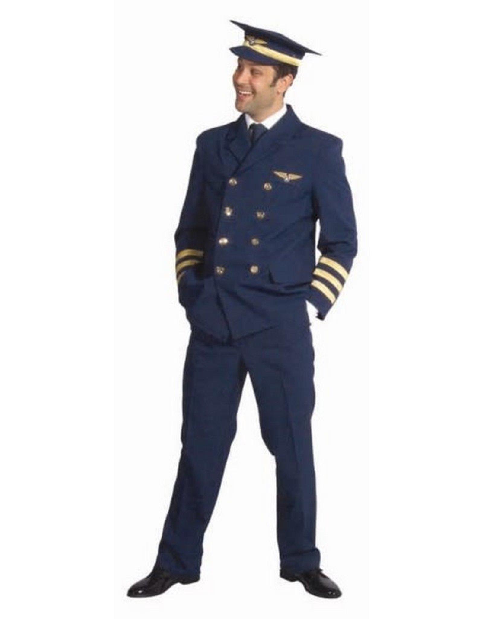 MAGIC Piloot Kapitein blauw huurprijs 20