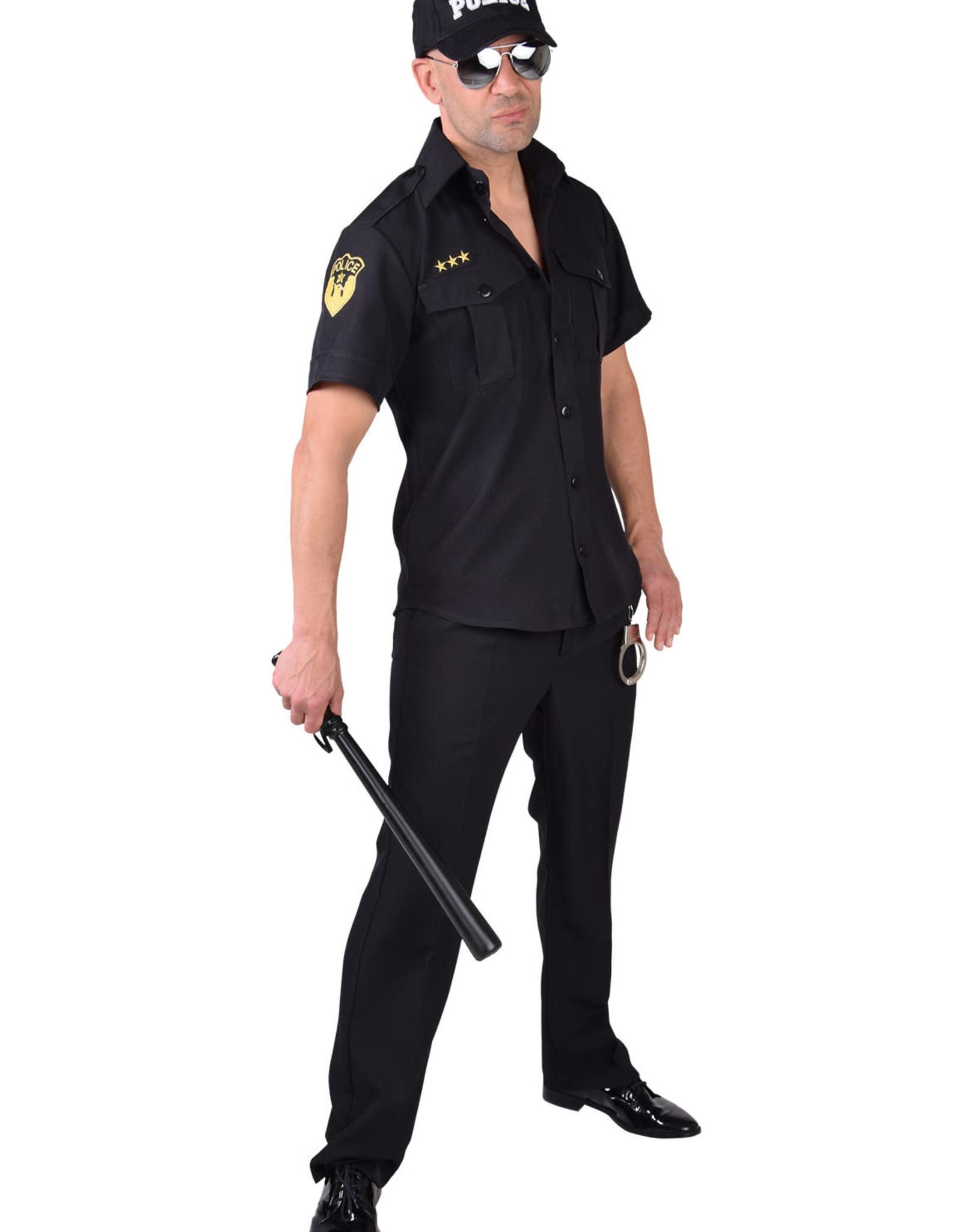 MAGIC politie hemd huurprijs € 10