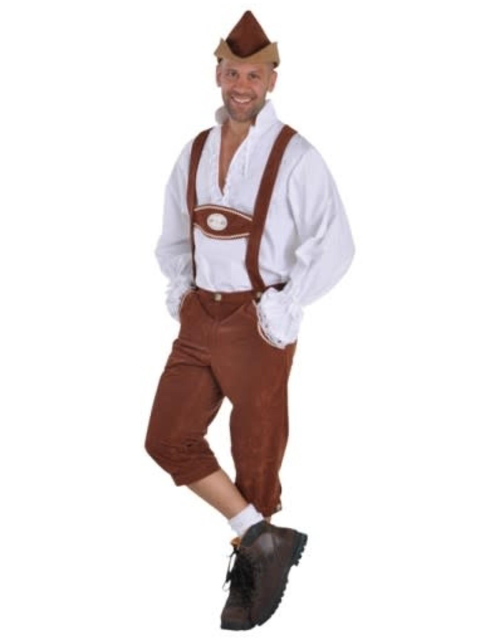 MAGIC Tirolerbroek Edelweis huurprijs 15