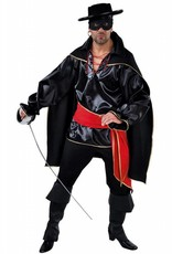 MAGIC Zwarte Ruiter (Zorro) huurprijs € 20