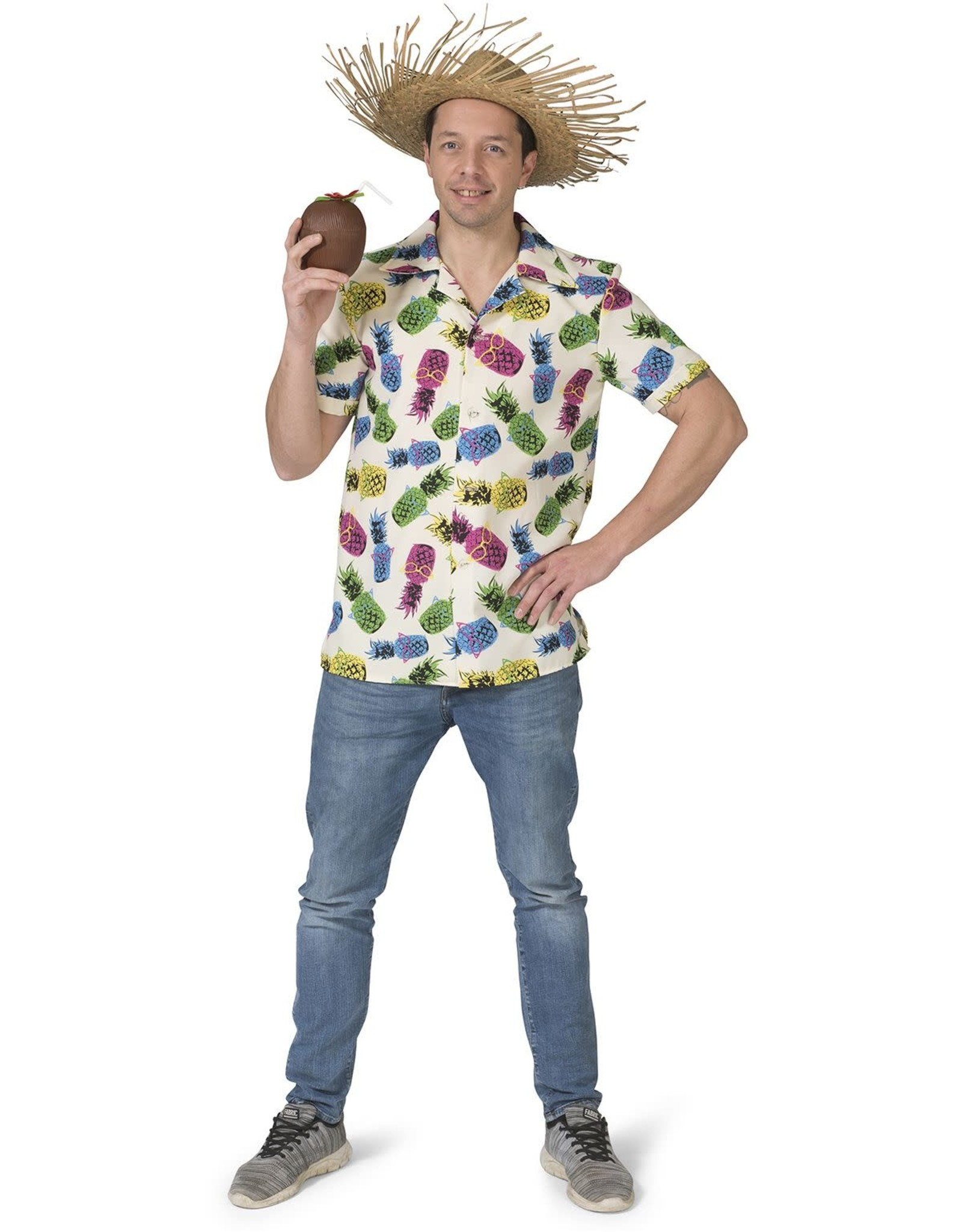 ESPA Hawaï hemd Pineapple