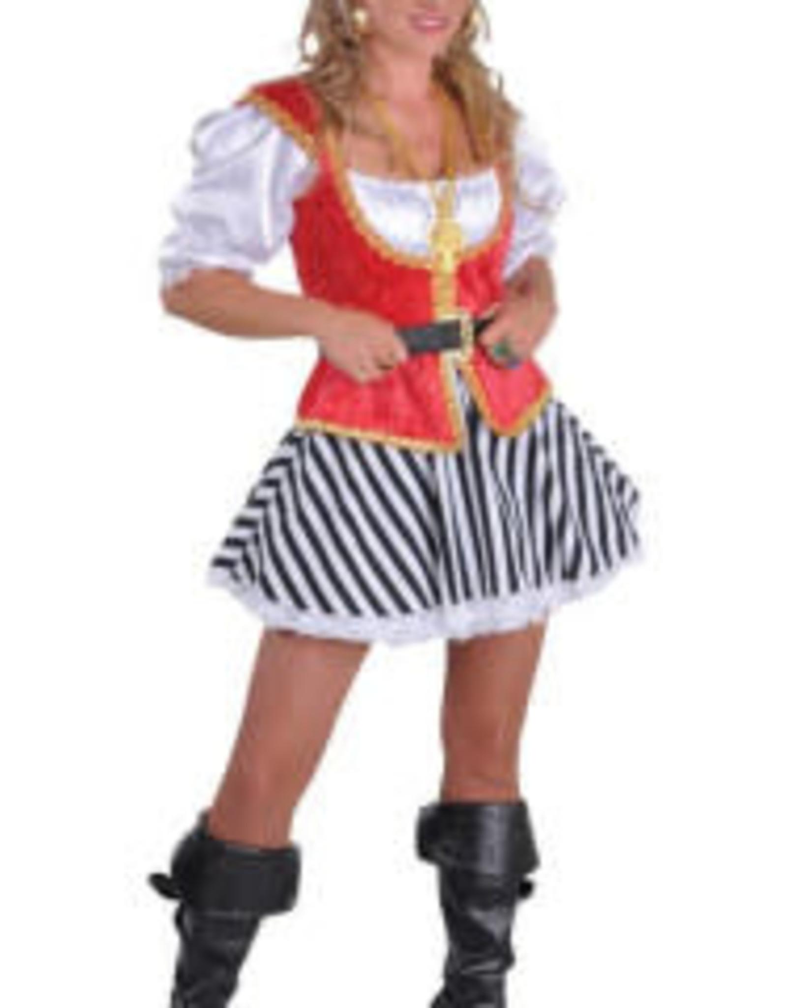 MAGIC piratendame sexy huurprijs € 15