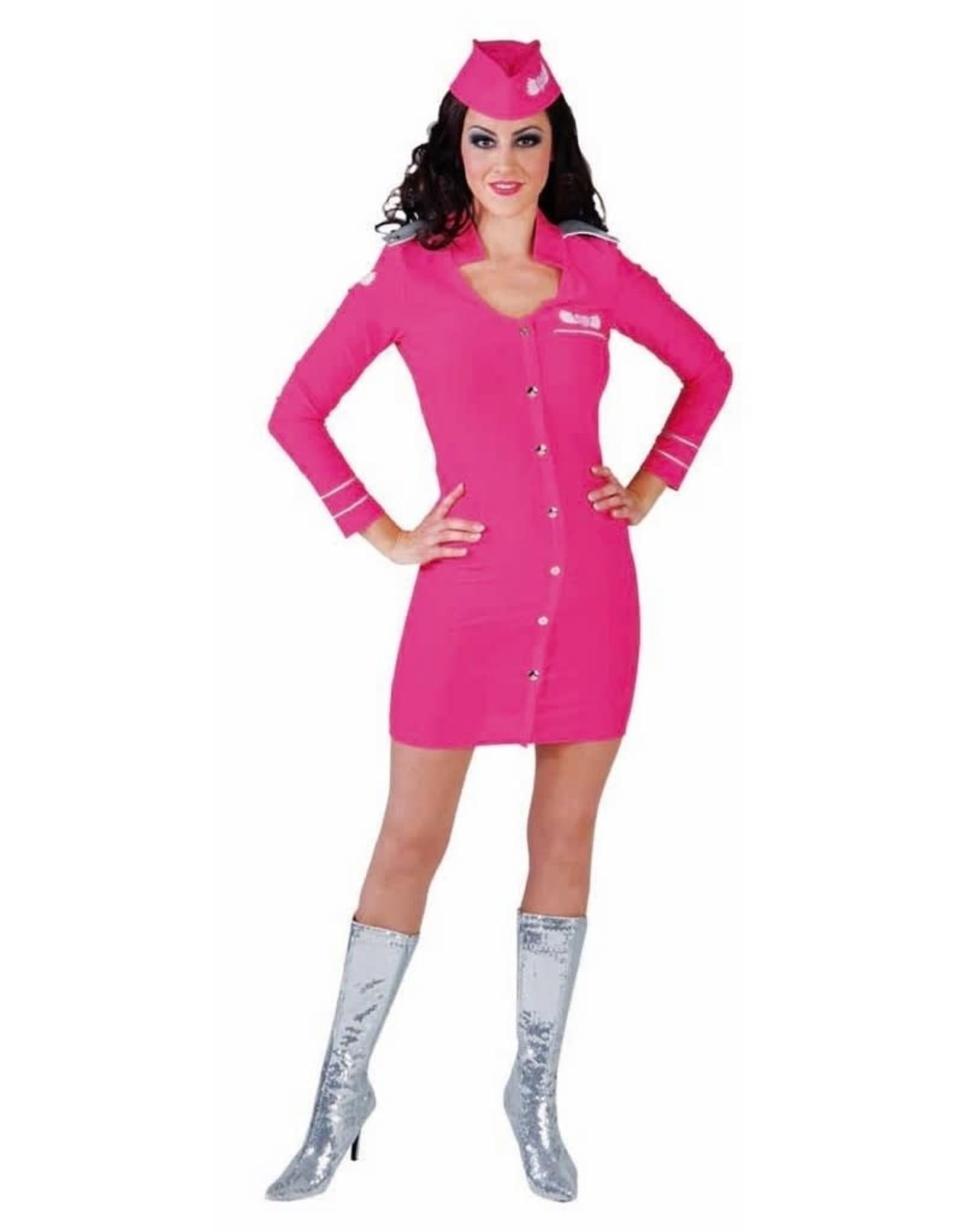 MAGIC stewardess kleedje huurprijs 15