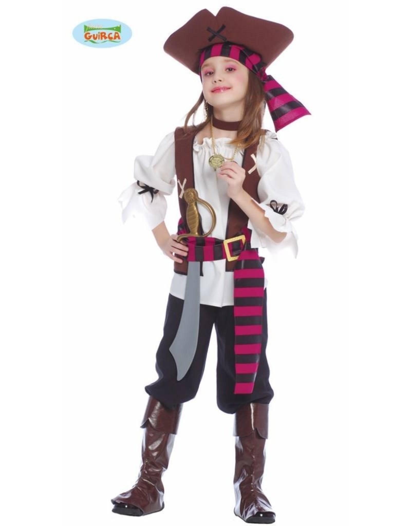 FIESTAS GUIRCA piraat meisje luxe