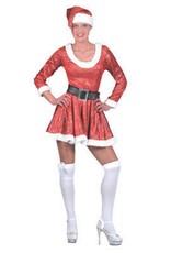 ESPA kerstmeisje glitter huurprijs 20