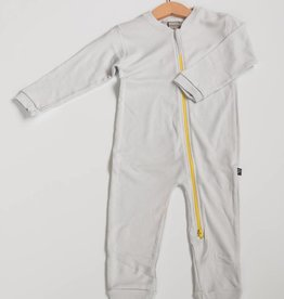 PikkuSet / Baby jumpsuit light grey
