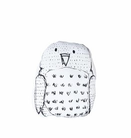 AARRE / Owl Pillow natural white