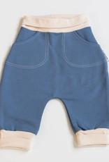 Unisex Pantalon couleur saphir