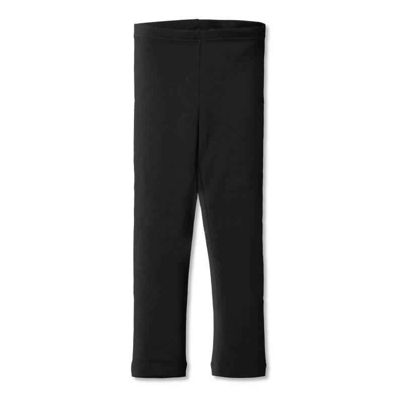 Merino Wool Leggings black