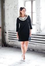 Kleid Aava schwarz für Erwachsene