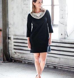 LUMOAN / Kleid Aava schwarz für Erwachsene