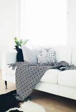 AARREKID - Owl Pillow natural white