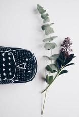 AARREKID - Owl Pillow black