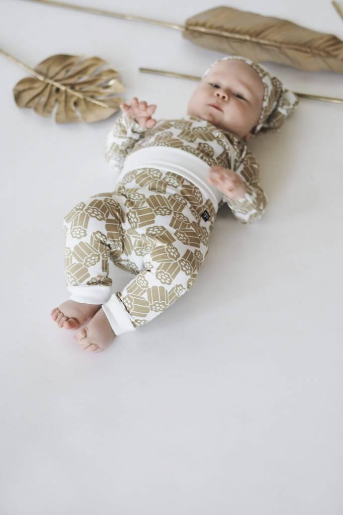 PikkuSet - Babyhose Kultalaku