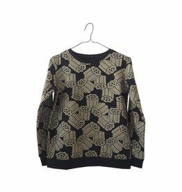 PikkuSet / Sweater Kultalaku für Erwachsene