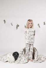 "Kids pyjama ""Owl"" from organic cotton"