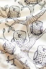 KIDS Bettwäsche Owl aus Biobaumwolle