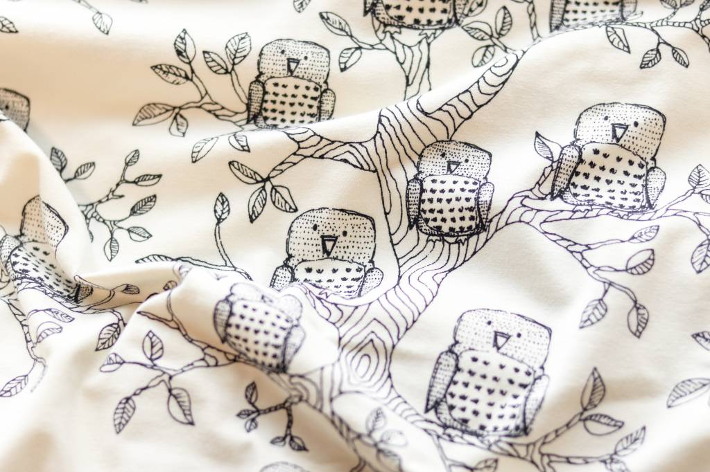 AARREKID - Kinder Bettwäsche Owl