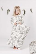 KIDS Linge de lit Owl en coton biologique