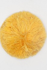 Détachable Pompon jaune