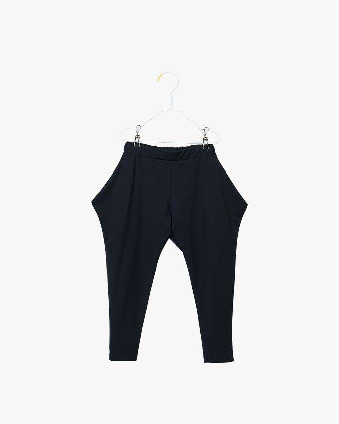 """Pantalon """"Kenno"""" noir"""