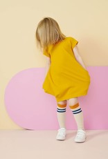 "Kinder Kurzärmeliges Kleid ""Kanto"" in Orange"