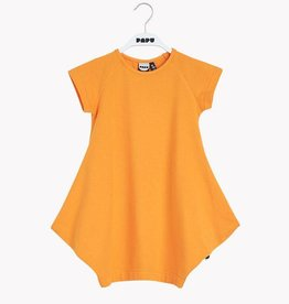 "PAPU / Kurzärmeliges Kleid ""Kanto"" in Orange"