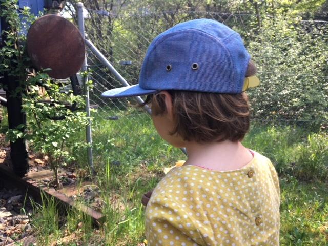 Wabu Kids Cap Land Lavender