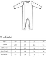 Baby Overall Braid aus Biobaumwolle