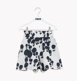 "PAPU / Linen Shorts ""Balloon"""