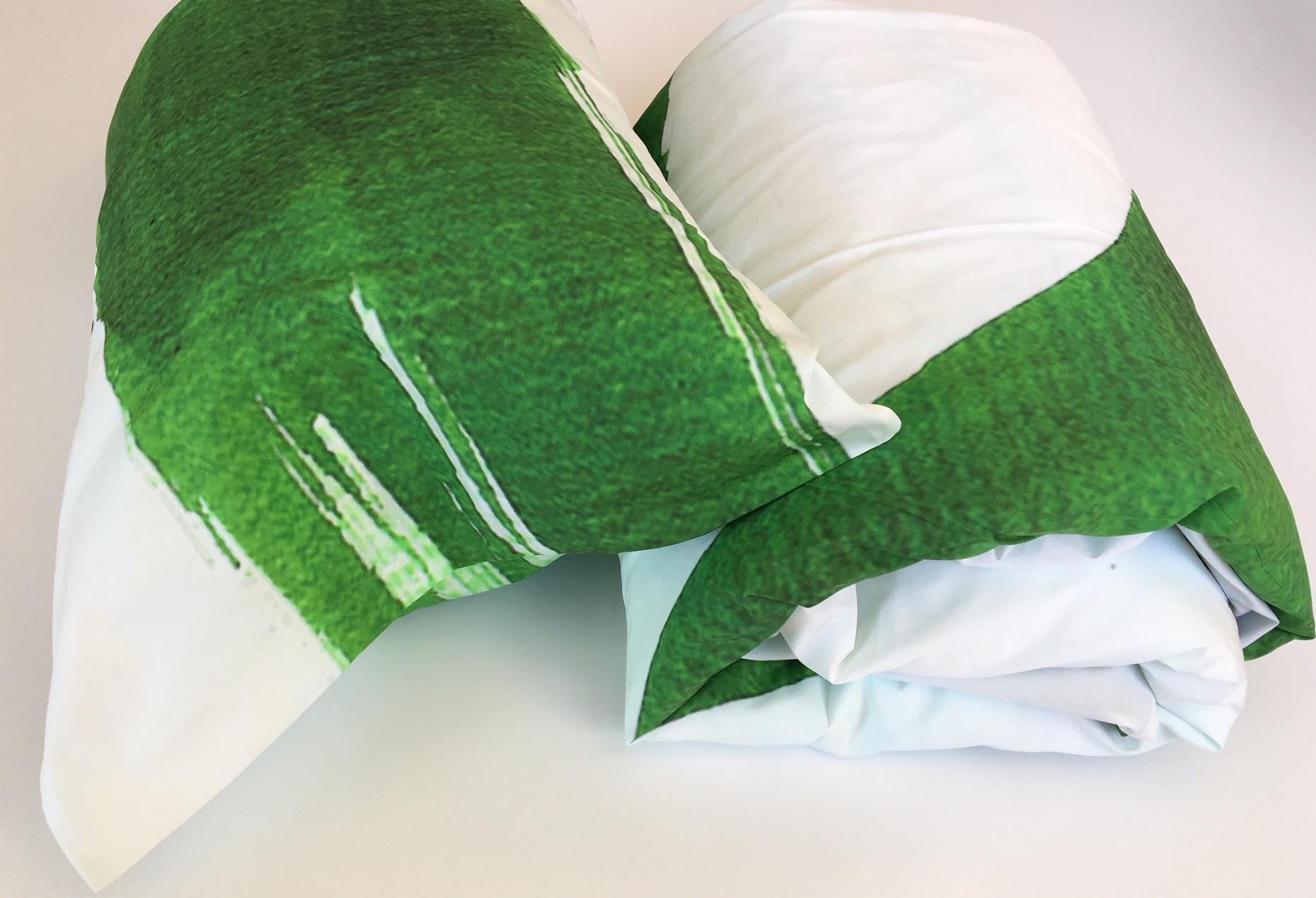 KIDS Bettwäsche weiss/farbig aus Biobaumwolle